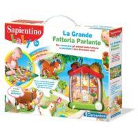 Sapientino Baby La Fattoria Parlante     42x29x6