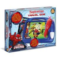 Sapientino Travel Quiz Ultimate Spiderma 37 X 28