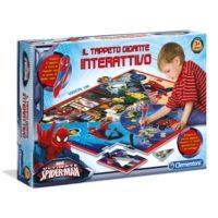 TAPPETO GIGANTE INTERATTIVO SPIDERMAN 3+ 45X31X7CM