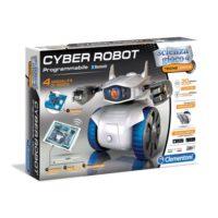 Cyber Robot C/modulo Bluetooth E 4giochi 31x7x45cm  8+anni