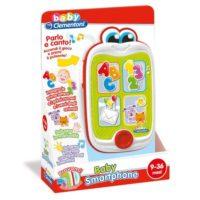 Baby Smartphone 6-36 Mesi 14x20x6cm      Batterie Incluse