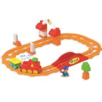 CLEMMY PLUS PLAY SET LA STAZIONE TRENO   44