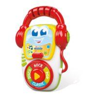 Deejay Press E Play 6-36mesi             14x20x6cm  Batterie Incluse
