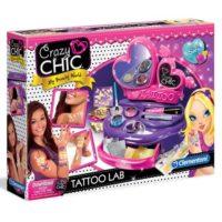 Crazy Chic Banchetto Del Tattoo  6+anni  26x7x35cm