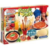 CUCINA CREATIVA PIZZA PARTY 42X28X6CM 8+