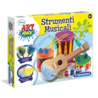 ART ATTACK  STRUMENTI MUSICALI 8+ANNI    37