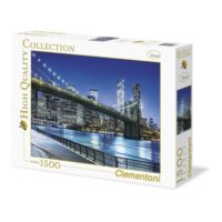 Puzzle Pz.1500 New York Hqc