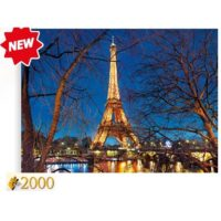 Puzzle Pz.2000 Hqc Paris