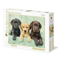 Puzzle Pz.1000 I Tre Labrador Three Labs