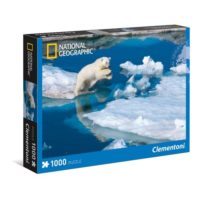 PUZZLE PZ.1000 POLAR BEAR NATIONAL GEOGR