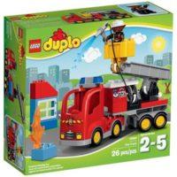 Lego Duplo Autopompa Dei Pompieri 10592