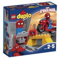 LEGO LABORATORIO DEL RAGNO  10607