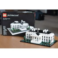 LEGO ARCHITECTURE 12+ THE WHITE HOUSE