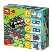 LEGO DUPLO 10506 SET ACCESSORI FERROVIA