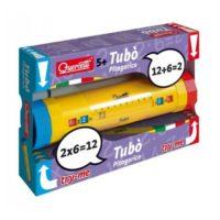 Tubo Pitagorico 22x14x5cm                Per Capire E Ricordare Tabelline