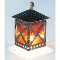 Lanterna Con Luce Cm.4 A Batteria