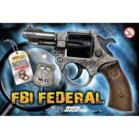 Pistola F.b.i. Federal 125db