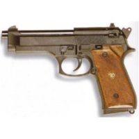 Pistola Parabellum 125 Db. Matic