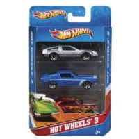Hot Wheels Confezione 3 Veicoli