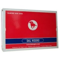 Carte Ramino San Siro Dal Negro       5