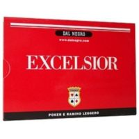 Dal Negro Carte Ramino Excelsior         Made In Italy - Hs Code: 95044000