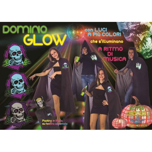 DOMINO GLOW LIGHT AD.