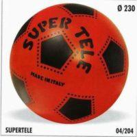 Pallone Super Tele Sgonfio