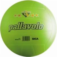 Pallone Volley Fluorescente D.216 Cm     3 Colori Ass.rosa Giallo Arancione