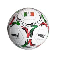 PALLONE CALCIO ITALIA                    MADE IN CHINA - HS CODE: 95066200