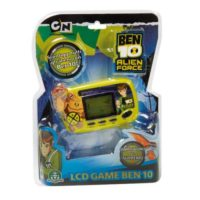 BEN 10 ALIEN FORCE LCD GAME