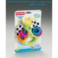 SONAGLINI ANIMALI ASS.TI FISHER-PRICE    18X23CM  CON SUONI