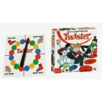 Twister 2+ Giocatori 267x267x50mm.       Spostati Sul Bollino Giusto Ma Nn Cadere