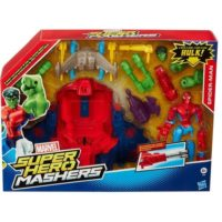 SPIDERMAN HERO MASHERS SMASH JET