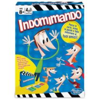 Indomimando Party 4+ Giocatori 200x267x5 7mm. 3 Difficolta' Mima Le Parole Date