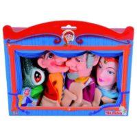 Marionette Pz.4 H.10cm