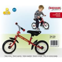 Tiger Bike Rosso