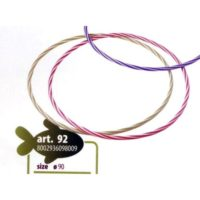 Hula Hoop Multicolore D.90cm In Plastica