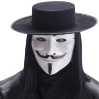 Maschera Mister Vendetta
