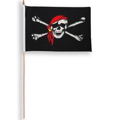 Halloween Bandiera Pirata Cm.90x60