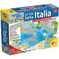 I'm A Genius Geopuzzle Mia Bella Italia