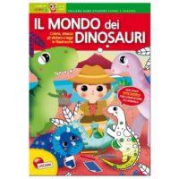 Albo Stickers Forme E Sagome I Dinosauri Esente Iva Art.74  21x29