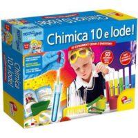 PICCOLO GENIO CHIMICA 10 E LODE  8/12ANN 34X27