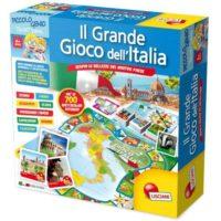 PICCOLO GENIO GRANDE GIOCO DELL'ITALIA   6+ANNI  27