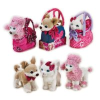 Barbie Pets Fashion Bag & Pets H21x20cm