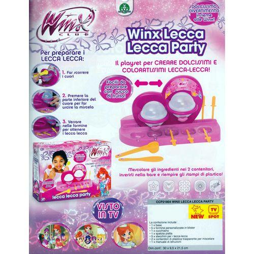 WINX LECCA LECCA PARTY                   30X9