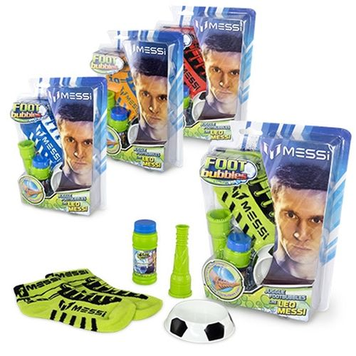 FOOT BUBBLES MESSI STARTER 4