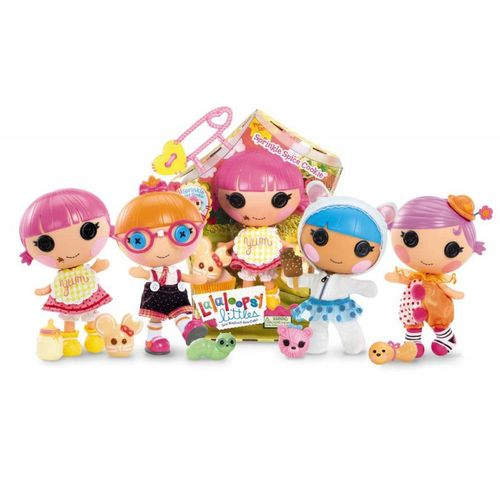LALALOOPSY BABY LITTLE DOLL TODDLER ASS.