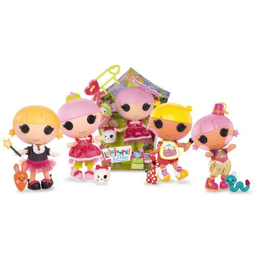 LALALOOPSY BABY LITTLE DOLL TODDLER ASS. B BUONA DISP.