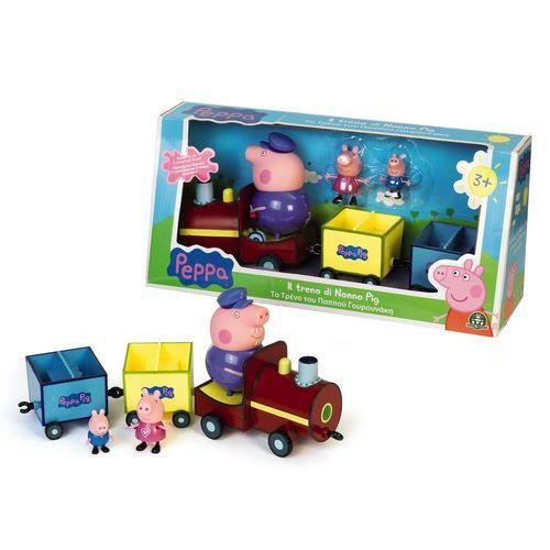 Peppa Pig Il Treno Di Nonno Pig C/3 Pers