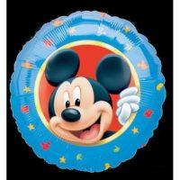 Palloncino Metal. Disney Cm.45 Mickey